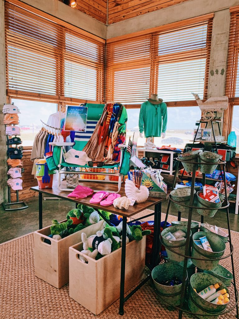 Matagorda Bay Nature Park Airstreams and Gift Shop and Welcome Center