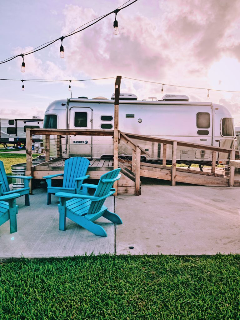 Enjoy an Airstream Getaway at Matagorda Bay Nature Park, Texas